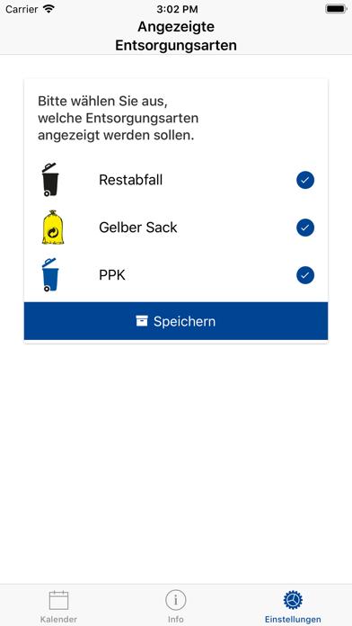 Abfall App SM-MGN screenshot 3