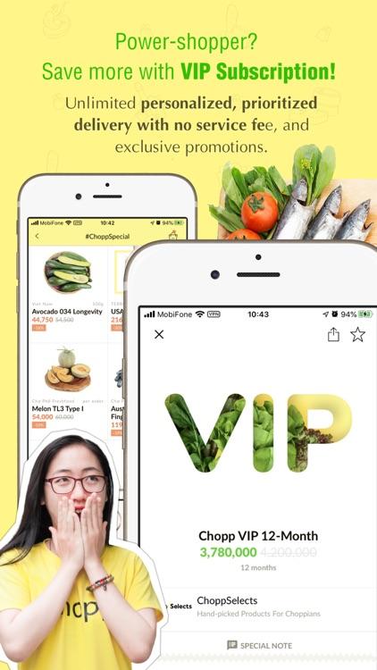 Chopp: On-demand Grocery screenshot-9