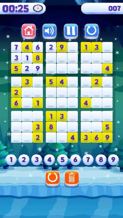 Sudoku: Best Brain Puzzle Game screenshot-6