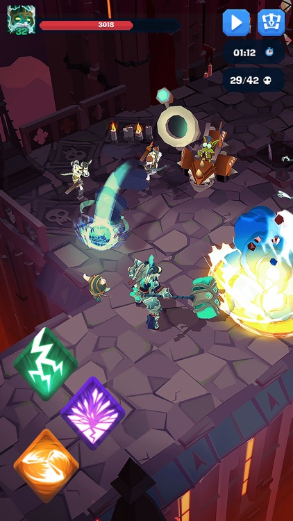 Mighty Quest For Epic Loot RPG screenshot-7