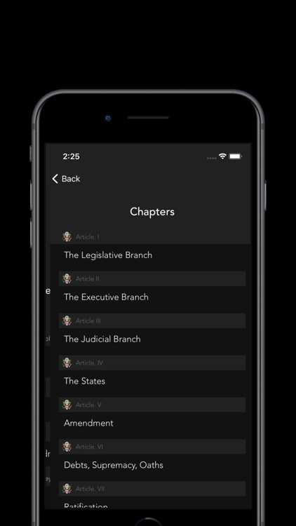 United States Constitution. screenshot-4