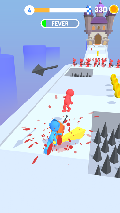 Fury Knight screenshot 3