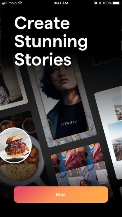 Mojo - Insta Story Editor Screenshot