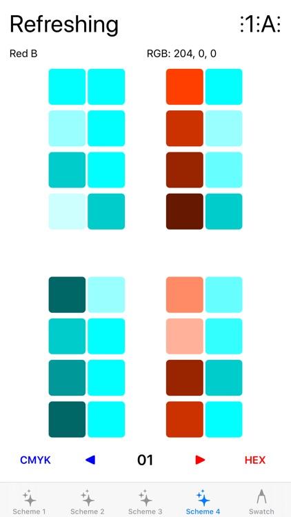 Scheme Color screenshot-8