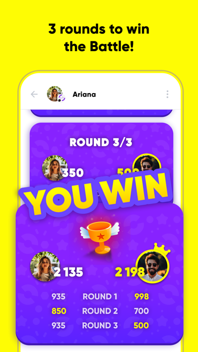 Smash - Play with your friends screenshot 3