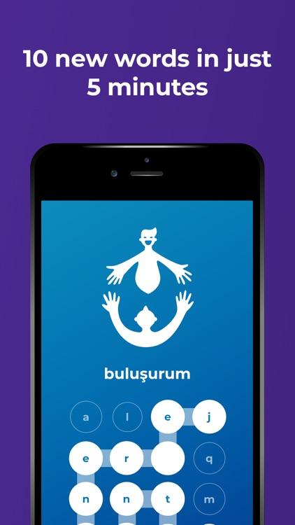 Learn Turkish language - Drops screenshot-3