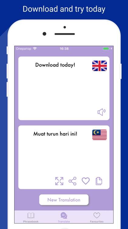 Hello Halo - Malay Translator