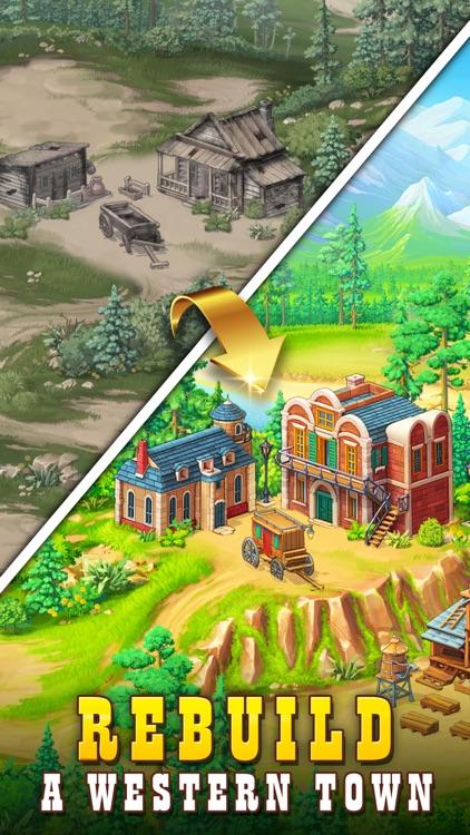 Sheriff of Mahjong screenshot-3