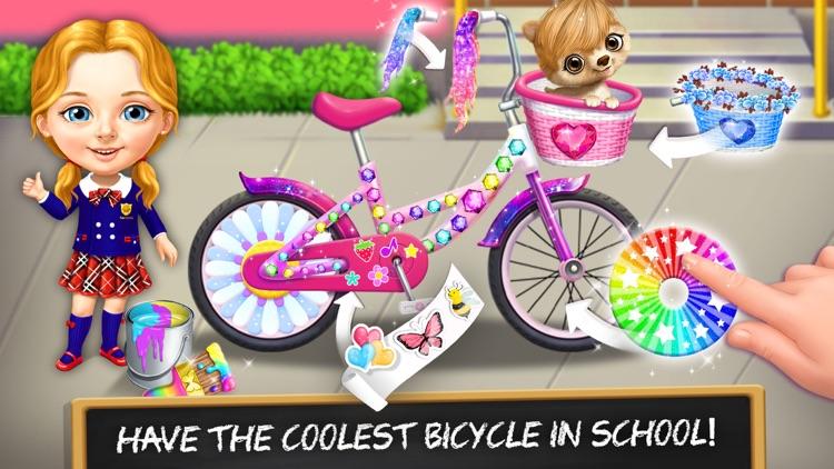 Sweet Baby Girl School Cleanup screenshot-3