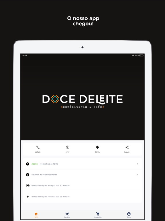 Doce Deleite AC screenshot 7