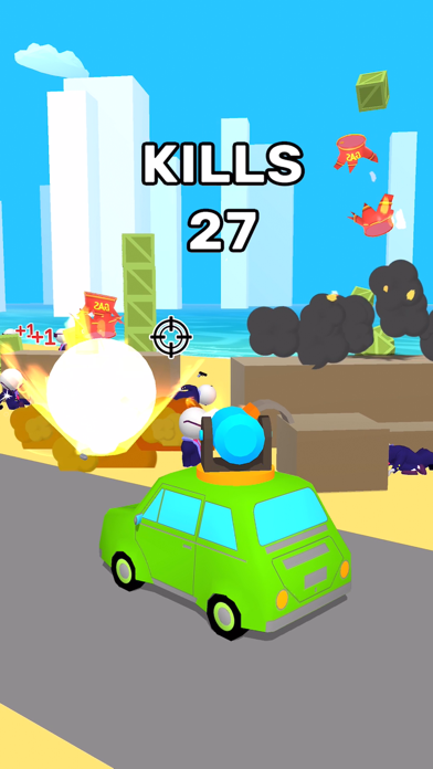 Hit & Rush! screenshot 2