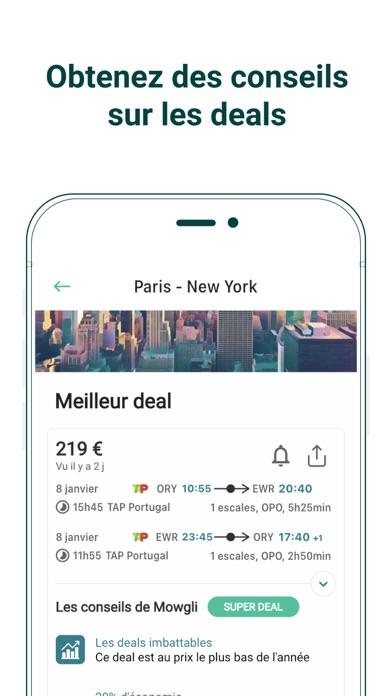 Télécharger Mowgli - Deals de vols pour Pc