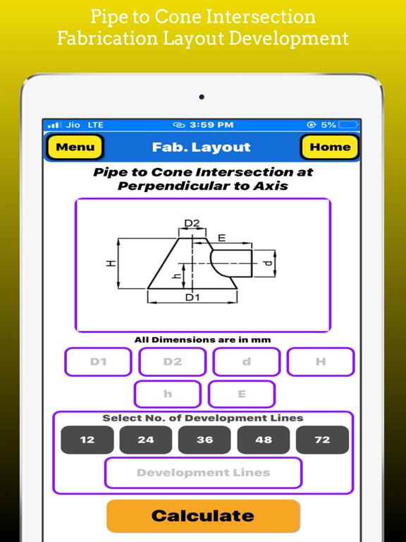 Fabrication Layout screenshot 12