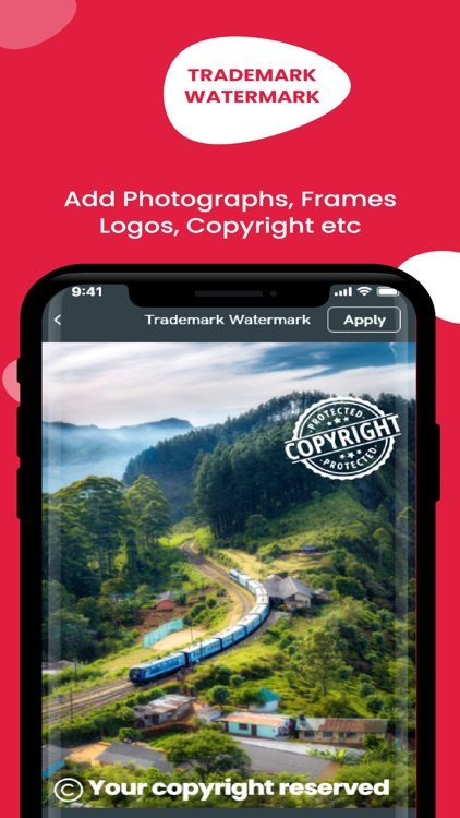 Add Watermarks – Photo & Video