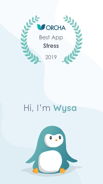 Wysa: Mental Health Support screenshot-0