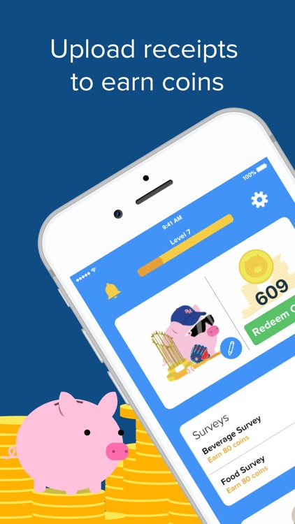 Receipt Hog: Earn Cash Back screenshot-0