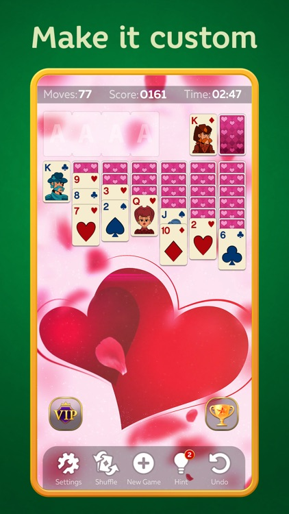 Solitaire Play - Card Klondike
