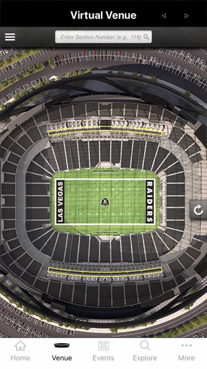 Raiders + Allegiant Stadium screenshot-4
