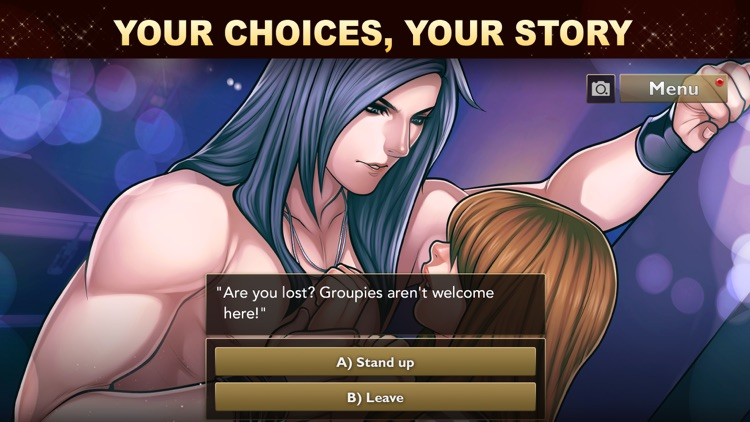Is It Love? Colin - Romance screenshot-0