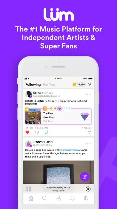 LÜM | Discover New Music Screenshot