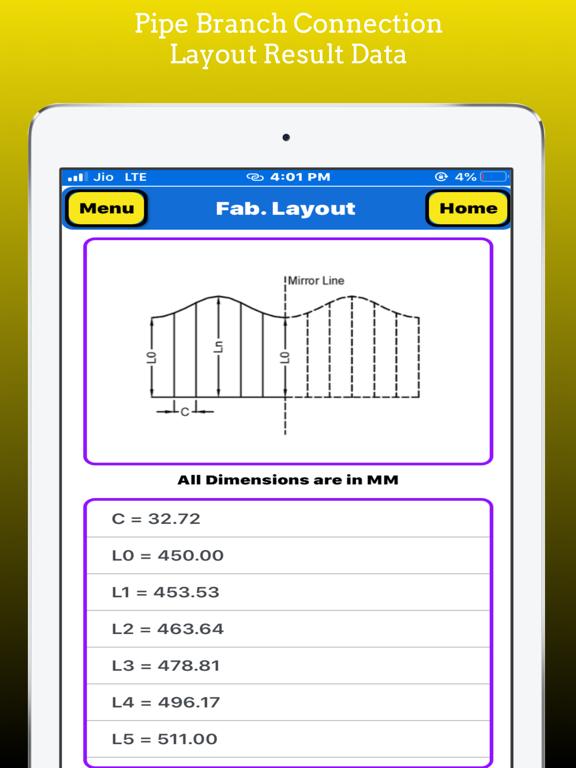 Fabrication Layout screenshot 18