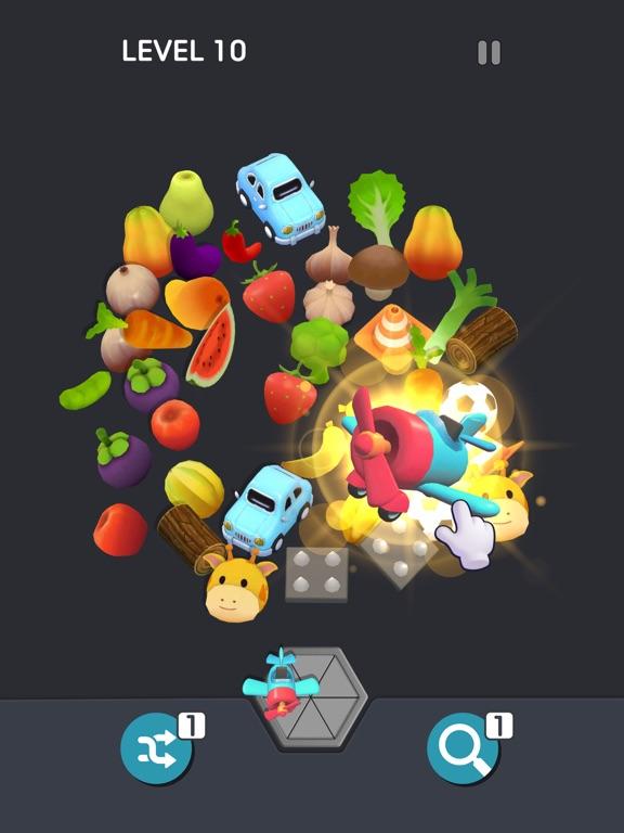 Pair 3D: Matching Puzzle Game screenshot 8