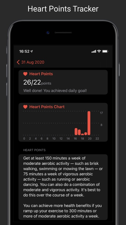 CardioBot - Heart Rate Tracker screenshot-6