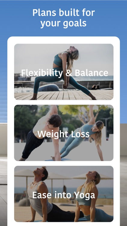 Yoga for Weight Loss & more