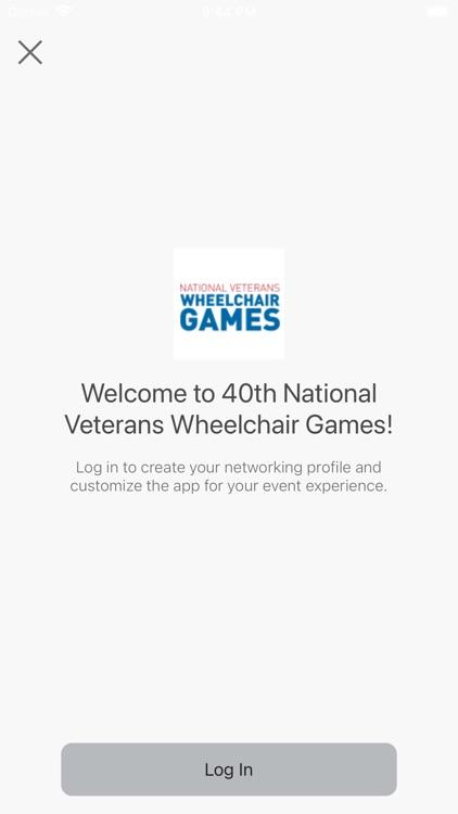 Natl Veterans Wheelchair Games