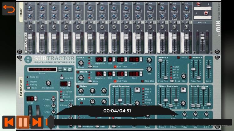 The Oscillator Course by A.V. screenshot-3