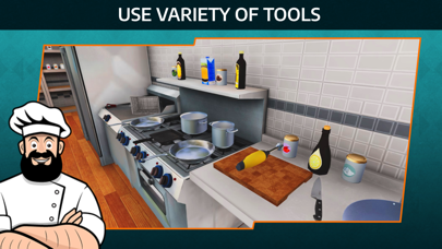 Cooking Simulator: Chef Game Screenshot on iOS