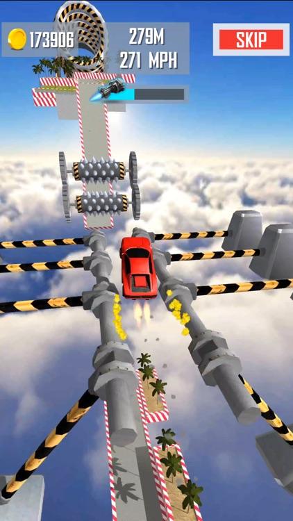 Mega Ramp Car Jumping