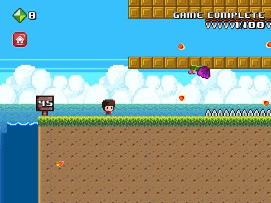 8 Bit Kid - Jumping World screenshot 10