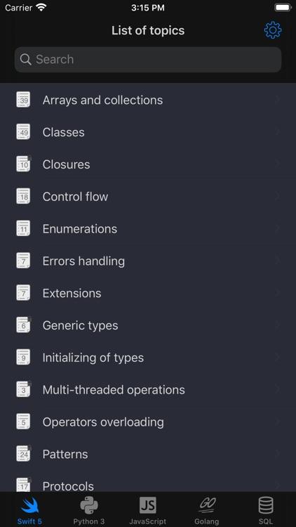 Code Recipes