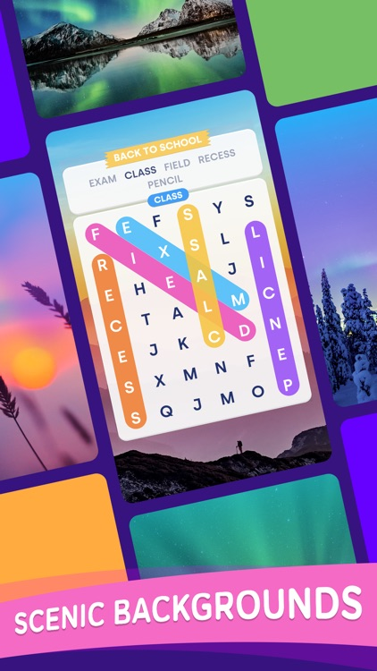 Word Search Color: Find Words screenshot-4