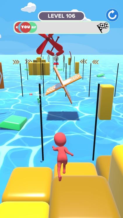 Pole Jumper 3D! screenshot-5