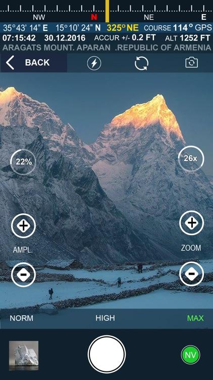 Compass GPS(Map, Weather) screenshot-3