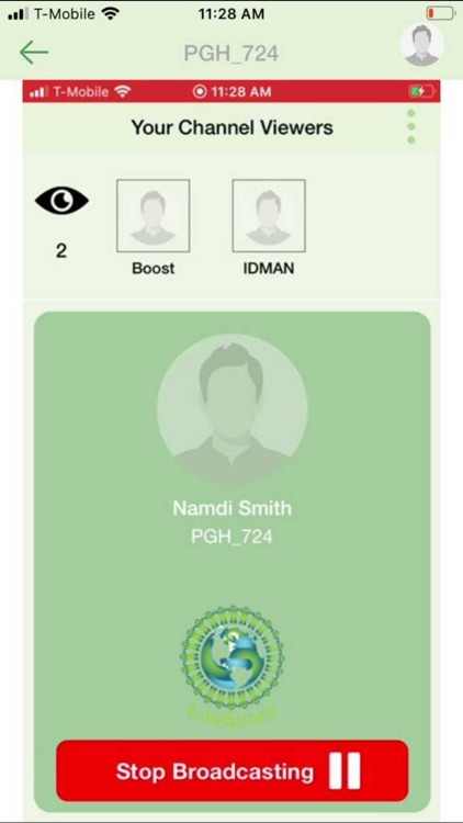 LifeShare Social Medial App screenshot-4