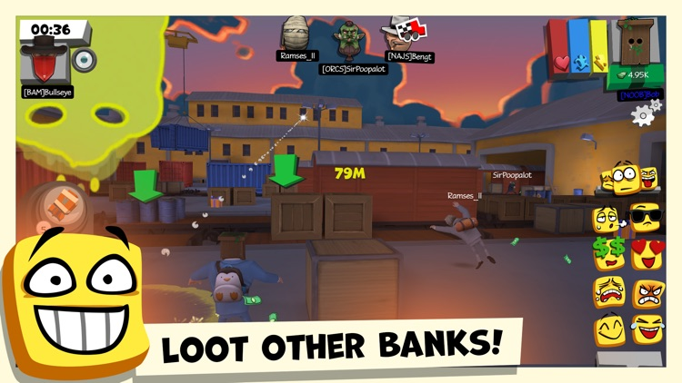 Snipers vs Thieves: Classic!