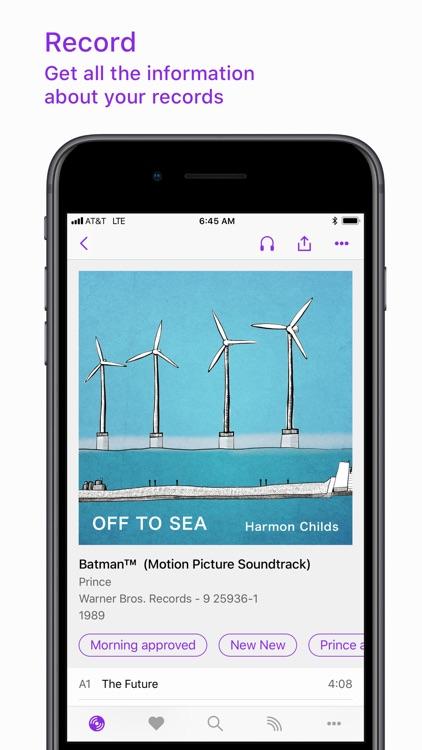 Vinyl Record App screenshot-3
