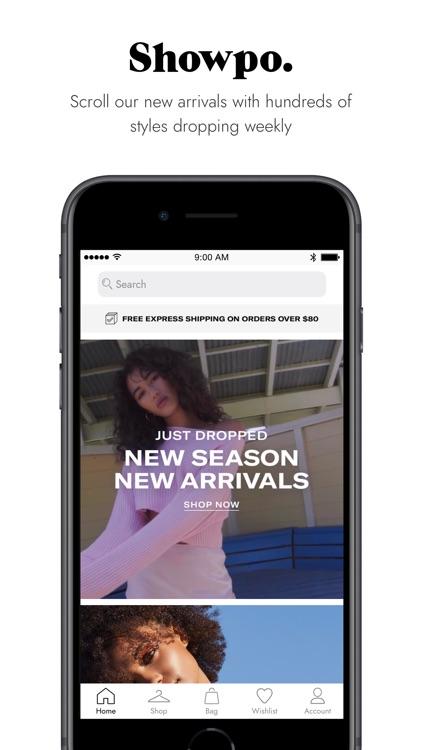 Showpo: Fashion Shopping screenshot-0
