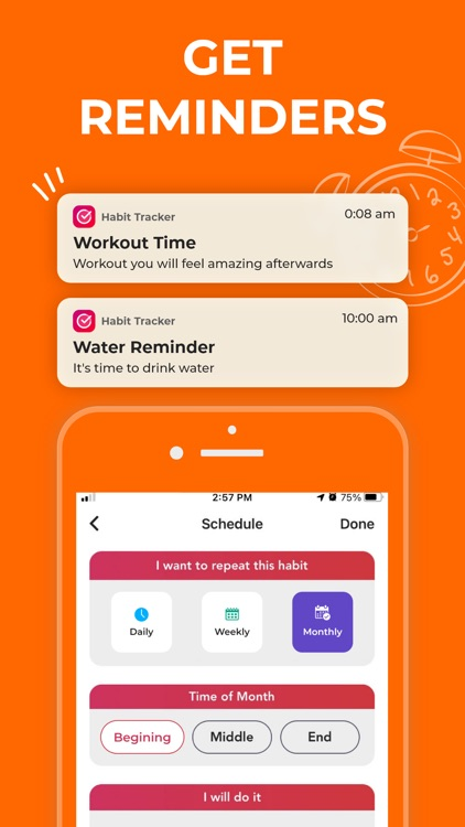 Daily Routine: The To Do List screenshot-3