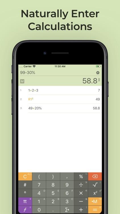 Inseries Pro - Calculator