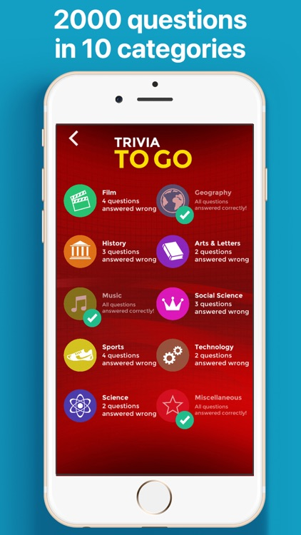 Trivia to Go - the Quiz Game