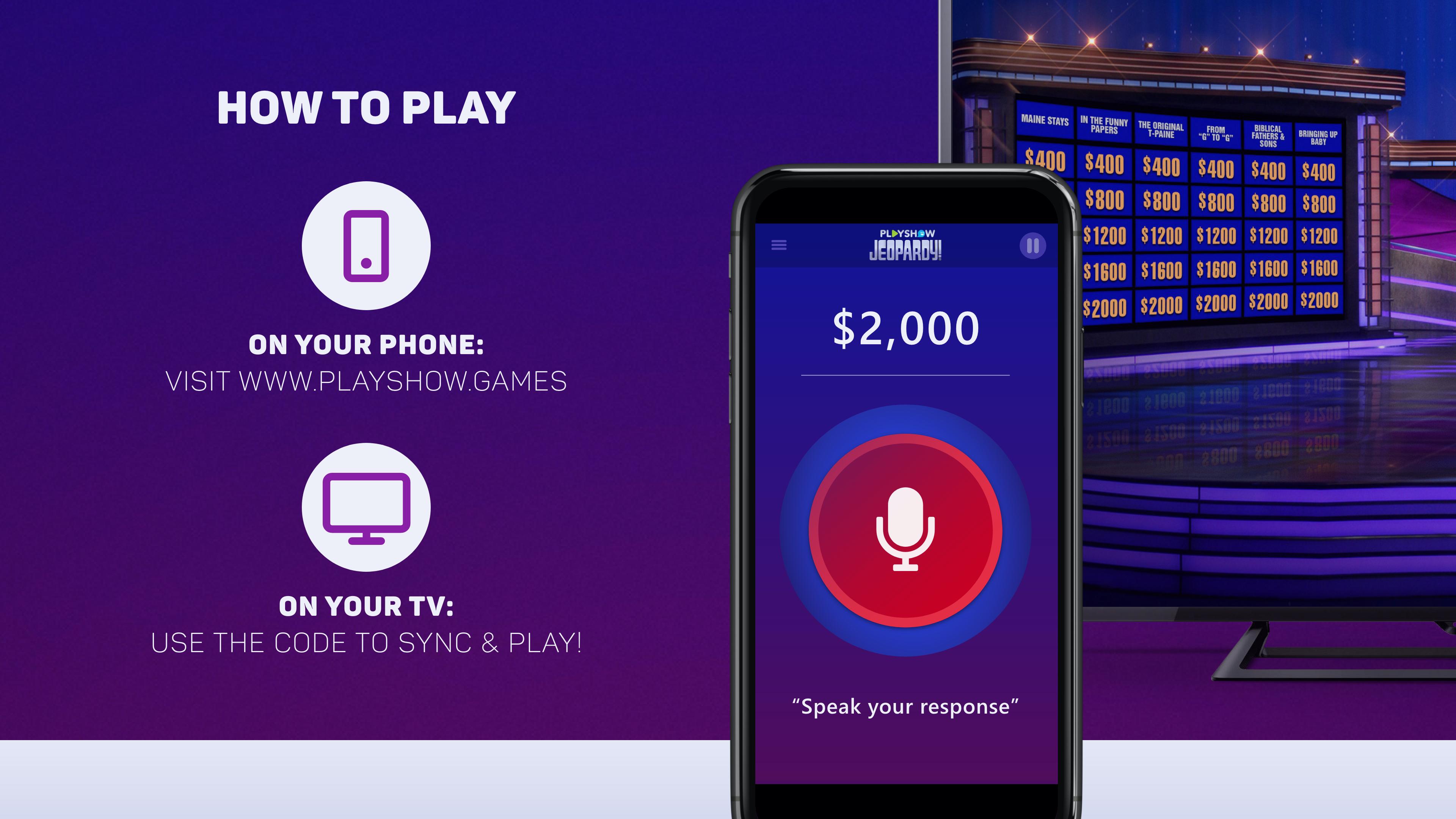 Jeopardy! PlayShow Premium screenshot 5