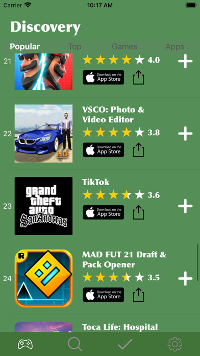 Happymod - Apps & Game notes screenshot 1
