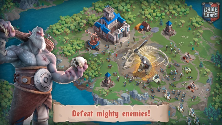 Game of Lords: War and Dragons screenshot-4