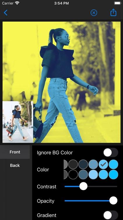 Duotone Photo Fx