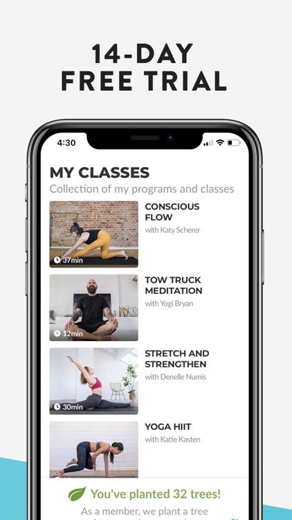 YA Classes - Home Yoga Classes screenshot-4