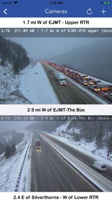 CDOT Colorado Road Conditions